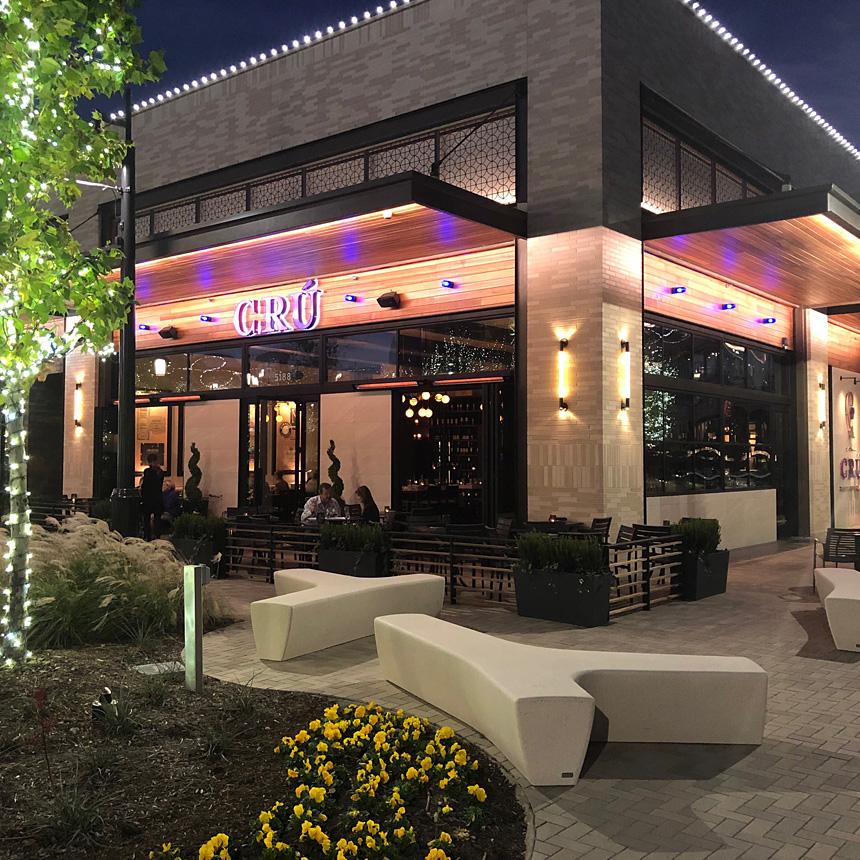 Fort Worth Crú Food Wine Bar